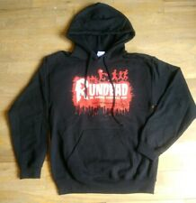 Men's Small Run Dead 5k Zombie Survival Run Hoodie new with out tags