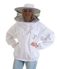 [DEUTSCH] Buzz Beekeeping Bee Jacket with Round Veil - 3XL