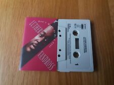 LUTHER VANDROSS DON'T WANT TO BE A FOOL ( 2 TRACKS ) 1991 EPIC  EXCELLENT