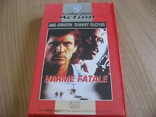 L'ARME FATALE / LETHAL WEAPON VHS FRENCH MEL GIBSON DANNY GLOVER JOE PESCI
