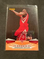 2009 Panini Rookie Autograph Basketball Card - Jermaine Taylor!!