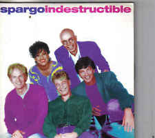 Spargo-Indestructible cd single