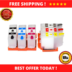 6Color 312 314 312XL 314XL Refillable Ink Cartridge No Chip for Epson XP-15000