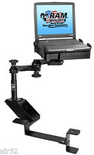 RAM No-Drill Custom Laptop Mount for 2000-2006 Chevy Avalanche, Suburban, Tahoe
