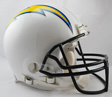 SAN DIEGO CHARGERS NFL Riddell Pro Line AUTHENTIC VSR-4 Football Helmet