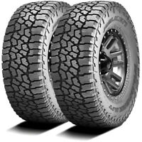 2 New Falken Wildpeak A/T3W LT 265/75R16 123/120S E 10 Ply AT All Terrain Tires