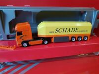 DAF XF 105  SCHADE Logistic 06917 Jessen+Polska+Romania = Glastransport  302340