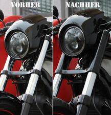 Gabelcover Gabel Cover Hülsen für Harley Davidson XL Iron 39 mm Gabel