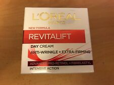 Loreal Revitalift Anti Wrinkle and Firming Day Cream 50ml Contains Pro Retinol a