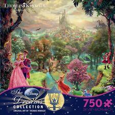 Thomas Kinkade Puzzle Sleeping Beauty 750 Ceaco Puzzle