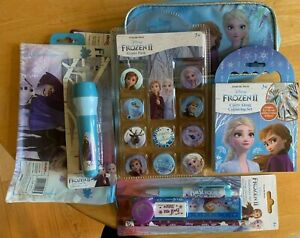 Frozen 2 Various stationary items variations, 6 items to chose from