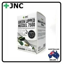 JNC New Zealand Green Lipped Mussel 7500 mg 300 capsules