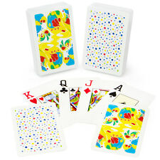 NEW COPAG 100% Plastic Playing Cards NEO INK Bridge Size Jumbo Index NEW STYLE