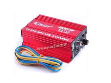 Mini 2-CH 500 W MA-150 Hi-Fi Estéreo Amplificador de audio auto motocicleta hogar s452
