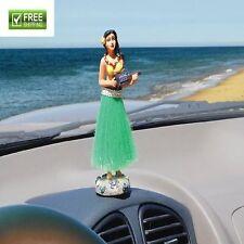 Aloha Hula Dancing Girl Auto Car Truck Dashboard VINTAGE Dancer Hawaiian Doll