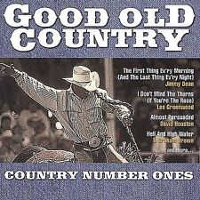 Good Old Country: Country Number Ones Various Artists MUSIC CD