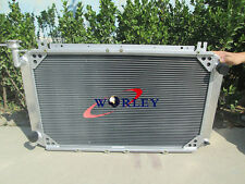 3 rows For NISSAN PATROL GQ SAFARI 2.8 & 4.2LT DIESEL Y60 aluminum radiator