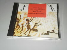 Count Ossie & Mystic Revelation Of Rastafari ‎– Tales Of Mozambique - RARE CD