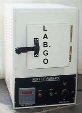 Rectangular Muffle Furnace 9 x 4 x 4