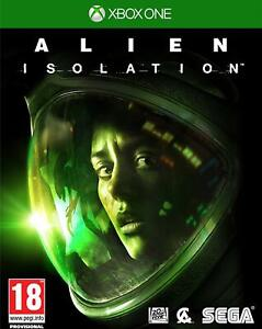 Alien Isolation For Xbox One (New & Sealed)