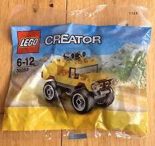 LEGO Creator - 30283-Off road Buggy Veicolo Camion Jeep NUOVO CON CONFEZIONE SIGILLATA Polybag Set