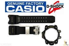 CASIO G-Shock Mudmaster GWG-1000-1A Black Rubber Watch Band & Bezel Combo