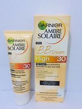 Garnier Ambre Solaire BB Cream SPF-30, HIGH—50ml.