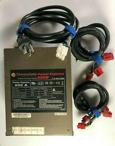 Thermaltake Toughpower Power Express 650W PCI Express Power Supply GPU Crypto