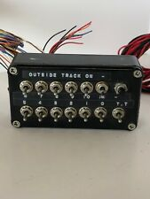Model Railway 14 Switch Control For Hornby Or Peco 00 Gauge Railway