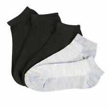 5/10 Pairs Men Ankle Socks Summer Low Cut Crew Casual Sport Cotton Blend Socks