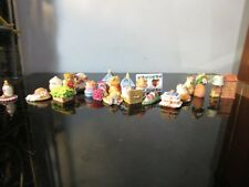dollhouse miniatures figure toys lot ~enesco