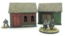 """""""RUSSIAN HOUSE & BARN"""" - 28 mm-assemblé MDF et peint à Collector's Standard"""
