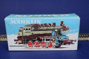 Marklin 3-Rail HO Scale Powered 0-8-0 Steam Engine Locomotive 3031