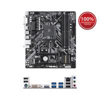 GIGABYTE B450M DS3H AM4 Socket DDR4 Micro ATX Motherboard REV 1.0