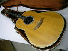 Vintage 1975 Ovation 1142-4 Acoustic Guitar with Case