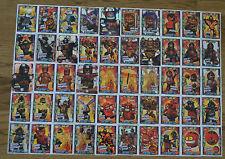 Lego® Nexo Knights™ Trading Card Game Karten aussuchen Sammelkarten Nr. 51 - 100
