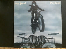COZY POWELL  Over The Top   LP   UK 1st pressing   Lovely copy !