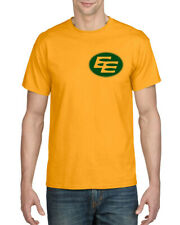 EDMONTON ESKIMOS CFL TEAM THROWBACK LOGO T-SHIRT, NEW