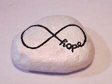 Handmade collectibles decor stone paperweight, low-price gift, endless hope.
