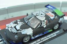 99026 Volant Voiture Miniature 1/32 Fente Voitures Corvette C5r Gandor Concurso