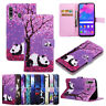 For Samaung Galaxy A30 A50 A70 PU Leather Magnetic Flip Wallet Stand Cover Case
