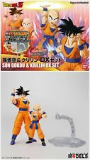 Dragonball Z Figure Rise Crilin Goku SON GOKOU & KRILLIN DX  Bandai Model Kit