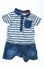 """Size 0-3 Months Baby Boys """"Next"""" One Piece. Great Condition! Bargain Price!"""
