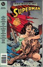 New ListingThe Death Of Superman #1 (1993 Dc Comics) Near Mint - 9.2