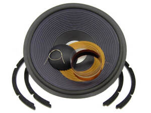 """Altec Lansing 411-8A 15"""", 8 Ohm Speaker Recone Kit by SS Audio RK-AL411-8A"""