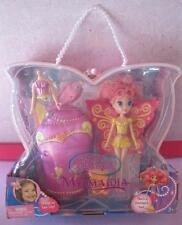 BARBIE FAIRYTOPIA MERMAIDIA UNDER THE SEA BUTTERFLY DOLL in Case New/Opened