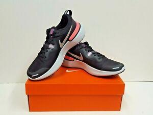 nike React Miler (CW1778 012) Women's Running Shoes Size 10 NEW