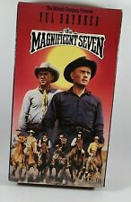 The Magnificent Seven Vhs Tape