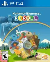 Katamari Damacy REROLL  PlayStation 4 usa version brand new