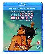 AMERICAN HONEY Sasha Lane Shia Labeouf BLURAY in Inglese NEW .cp